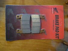 Genuine Honda Brake pad kit 06455-MAS-E01 CBR900RR 1999-1999
