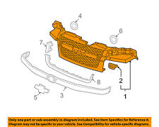 Chevrolet GM OEM 04-12 Colorado-Grille Grill 12335794