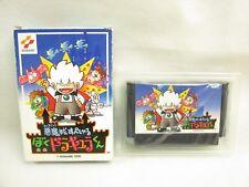Famicom AKUMAJO BOKU DRACULA KUN CASTLEVANIA Nintendo No Inst 0409 Japan Game fc