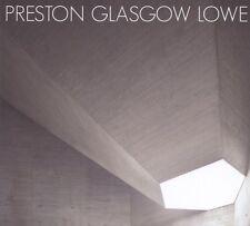 PRESTON - GLASGOW LOWE   CD NEU