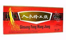 1 Box Ginseng Royal Jelly Oral Liquid 1 x 10 Vials - Buy 2 Get 1 Free!