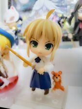 Used in Box NO Book Fate Stay Night F/SN Saber Casual Wear Nendoroid Figure US
