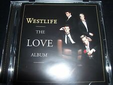Westlife The Love Album (Australia) CD – Like New