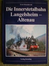 Die Innerstetalbahn Langelsheim - Altenau /Harzbahn Clausthal-Zellerfeld Strecke