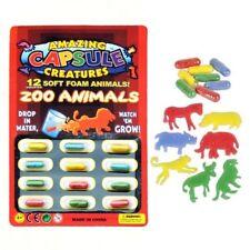 4PCS Animal Magic Grow Growing Capsules Expanding Sponge Foam Capsule Toy Gift