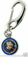 Disney Mickey Mouse Pocket Watch Clip On Golf Bag* Backpack* Purse