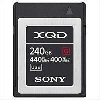 Sony SONY XQD memory card 240GB QD-G240F Genuine from Japan NEW