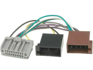 ZRS-182 Connecteur; Radio,Iso ; Chrysler,Dodge,Jeep ; Broche : 22'' GB Compagnie