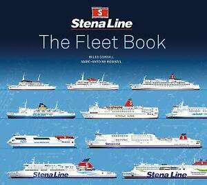 Stena Line The Fleet Book