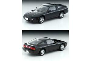 Tomica Limited Vintage Neo LV-N235a Nissan 180SX Type II Black