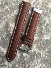Camel Trophy Watch Genuine Leather Strap L 2 / Lightbrown 18mm