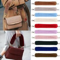 Replacement Bag Belt Fashion Women Plush Strap Ladies Shoulder Strap For Handbag