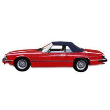 Jaguar XJS Convertible Top, 89-96, Blue Twillfast Cloth