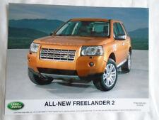Land Rover Freelander 2 press photo Jun 2006