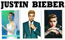 3 Collectible JUSTIN BIEBER 👨🎤🎤 cards #05