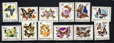Rwanda Butterfly set Scott 114-25 mnh vf complete fresh and clean 20.35