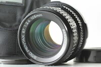 [MINT w/ Case] PENTAX SMC P 105mm f2.4 Lens Late Model for 6x7 67 II From JAPAN