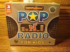 POP N RADIO for Kids  2 CDs of 30 Favorite KID songs  Enlarge Photos for List