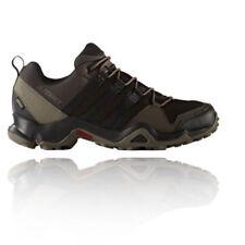 Scarpe da ginnastica da uomo adidas marrone stringhe