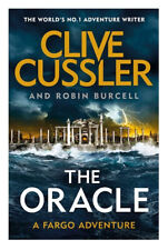 The Oracle (Sam and Remi Fargo Adventures Series Book 11) By Clive Cussler (Hardback, 2019)