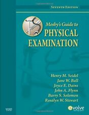 Mosby's Guide to Physical Examination by Henry M. Seidel, 7th Ed. (Hardcover)