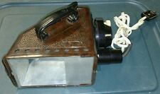 Vintage Bakelite Dux Episcop Mini Overhead Projector  Works Great 110V 40W