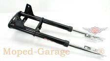 Puch Maxi S N X 30 Mofa Moped Mokick Gabel EBR Schwarz Neu