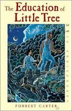 The Education of Little Tree by Forrest Carter (2001, Hardcover, Anniversary)