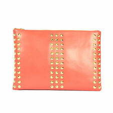 Hot New Ladies Leather Pouch Handbag