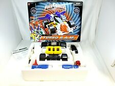 Power Rangers Turbo R.A.M. Robotic Arsenal Mobilizer 7 Weapons Morph To RAM 1997