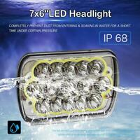"7x6""LED Headlight Sealed Beam Bulb H4 for Honda XR400 XR250 XR650 Suzuki DRZ New"