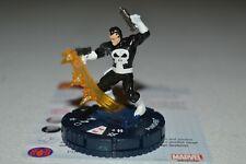 Marvel Heroclix Civil War 025 Punisher Rare