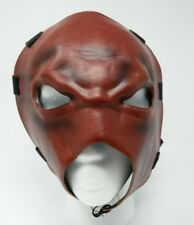 WWE KANE Demon Replica Mask Adjustable Strap Kids/Adult Faux Leather RARE W27