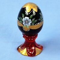 Fenton Glass Ruby Egg – 5146 D7 - Numbered Limited Edition