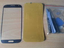 Kit reparacion completo Cristal de Pantalla Azul para Samsung Galaxy S4 I9500