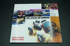 Vintage Kyosho 2005 Catalogue Collection Colour Book Radio Control Handbook OZRC