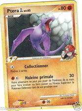 Pokemon n° 55/111 - PTERA niveau 62 - PV80