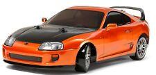 Tamiya 58613 1/10 RC Car Kit TT02-D Drift Spec Toyota Supra MK4 JZA80 w/ESC