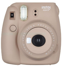 Fujifilm Instax Mini 8+ Instant Film Camera - International Version(Cocoa)