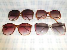Lot of 4 Vintage Anne Klein Riviera Oversize Sunglasses