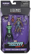Marvel Legends Guardians of The Galaxy 2 Rocket Raccoon & Groot - Mantis Series