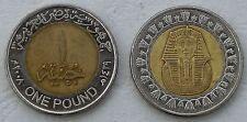 Ägypten / Egypt 1 Pound 2007-2010 p940a unz.