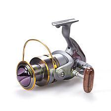 New Big Game 9+1 BB Spinning Fishing Reel HD 8000 4.1:1 Sea Saltwater Yoshikawa