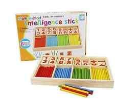 Mathematical Intelligence Stick Game by Xigua Wangzi New in Box