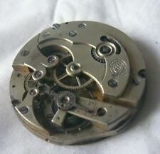Billodes Movement Pocket Watch - 40Mm Diameter - For Repair Or Parts -