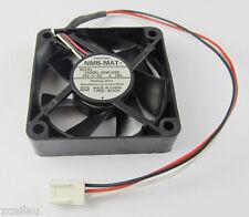 BRUSHLESS DC Fan NMB 2406RL-05W-M59 60mm x 15mm 6015 24V 0.18A 3-pin
