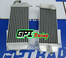 FOR Kawasaki KX250F KXF250 2004-2005 Aluminum Alloy Radiator