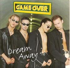 GAME OVER - dream away CDS!! eurodance 1997 BELGIUM