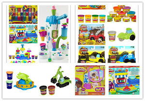 Brand New Play-Doh Collection inc Ice cream, Pizza, Dino, Sandwich, Vehicles Set