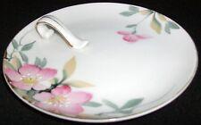 Noritake Azalea Pattern #19322 Red Backstamp Lemon Dish